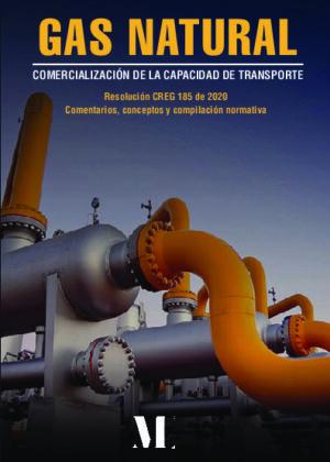 Gas natural. Comercialización de la capacidad de transporte
