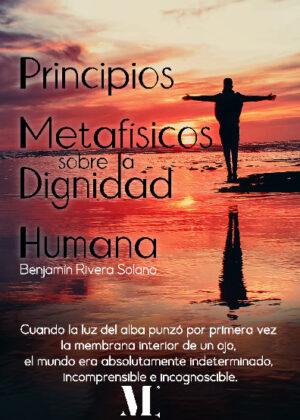 Principios metafísicos sobre la dignidad humana