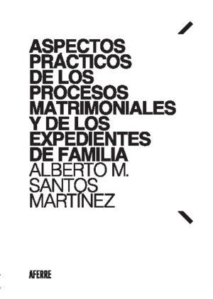 Aspectos prácticos de los procesos matrimoniales y de los expendientes de familia